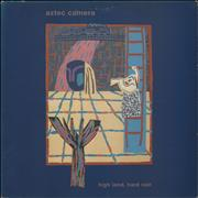 Click here for more info about 'Aztec Camera - High Land, Hard Rain - 1st'