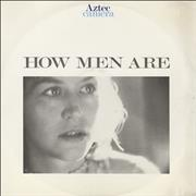 Click here for more info about 'Aztec Camera - How Men Are'