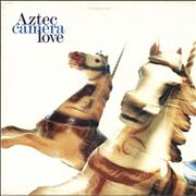 Click here for more info about 'Aztec Camera - Love'