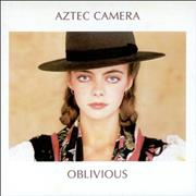 Click here for more info about 'Aztec Camera - Oblivious'