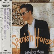Click here for more info about 'Aztec Camera - Spanish Horses'