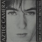 Click here for more info about 'Aztec Camera - Still On Fire'