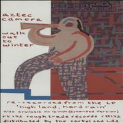 Click here for more info about 'Aztec Camera - Walk Out To Winter'
