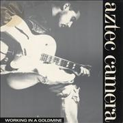Click here for more info about 'Aztec Camera - Working In A Goldmine'