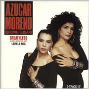 Click here for more info about 'Azucar Moreno - Breathless'