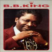 Click here for more info about 'B B King - 1989 Tour + Ticket stub'