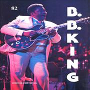 Click here for more info about 'B B King - 82 European Blues Festival'