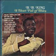 Click here for more info about 'A Heart Full Of Blues - Sealed'