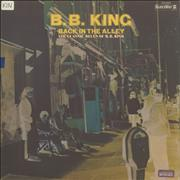 Click here for more info about 'B B King - Back In The Alley'