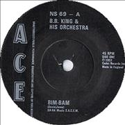 Click here for more info about 'B B King - Bim-Bam'
