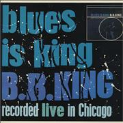 Click here for more info about 'Blues Is King'