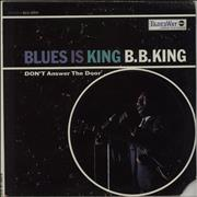 Click here for more info about 'B B King - Blues Is King'