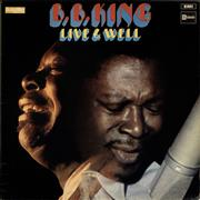 Click here for more info about 'B B King - Live & Well'