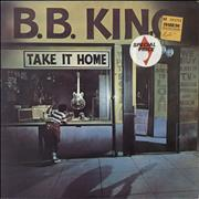 Click here for more info about 'B B King - Take It Home'