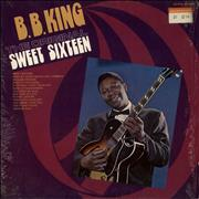 Click here for more info about 'B B King - The Original Sweet Sixteen'