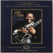 Click here for more info about 'B B King - UK Tour 1997'