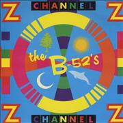 Click here for more info about 'The B-52's - Channel Z'
