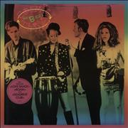 Click here for more info about 'The B-52's - Cosmic Thing - Stickered sleeve'