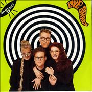Click here for more info about 'The B-52's - Love Shack - Green sleeve'
