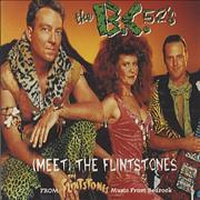 Click here for more info about 'The B-52's - Meet The Flintstones'