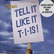 Click here for more info about 'The B-52's - Tell It Like It Is - Lie Detector Pack'