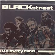 Click here for more info about 'Blackstreet - U Blow My Mind'
