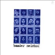 Click here for more info about 'Baader Meinhof - Baader Meinhof + etched 7