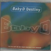Click here for more info about 'Baby D - Destiny'