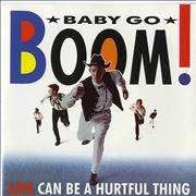 Click here for more info about 'Baby Go Boom - Life Can Be A Hurtful Thing - 1986 Remix'