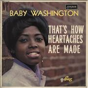 Click here for more info about 'Baby Washington - That's How Heartaches Are Made'