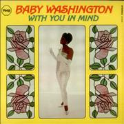 Click here for more info about 'Baby Washington - With You In Mind'