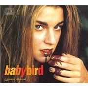 Babybird Candy Girl - EP2 UK CD single