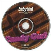 Click here for more info about 'Babybird - Candy Girl'