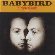 Click here for more info about 'Babybird - If You'll Be Mine'