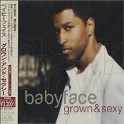 Click here for more info about 'Babyface - Grown & Sexy'