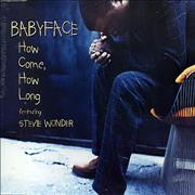 Click here for more info about 'Babyface - How Come, How Long - Picture CD'