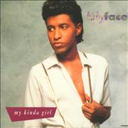 Click here for more info about 'Babyface - My Kinda Girl'