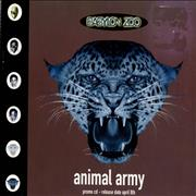 Click here for more info about 'Babylon Zoo - Animal Army'