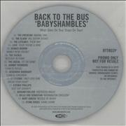 Click here for more info about 'Babyshambles - Back To The Bus'