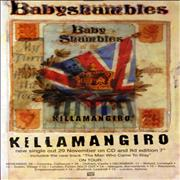 Click here for more info about 'Babyshambles - Pair Of Posters - Killamangiro & F#ck Forever'