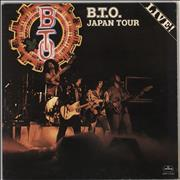 Click here for more info about 'Bachman Turner Overdrive - B.T.O. Japan Tour'