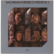 Bachman Turner Overdrive Bachman-Turner Overdrive II Netherlands vinyl LP