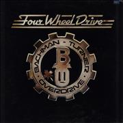 Bachman Turner Overdrive Four Wheel Drive - 1st - EX UK vinyl LP