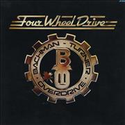 Click here for more info about 'Bachman Turner Overdrive - Four Wheel Drive - Test Pressing'