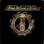 Bachman Turner Overdrive Four Wheel Drive USA vinyl LP