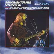 Click here for more info about 'Bachman Turner Overdrive - Night Riding'
