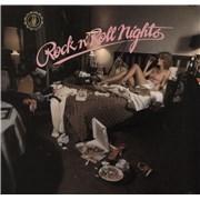 Bachman Turner Overdrive Rock n' Roll Nights USA vinyl LP