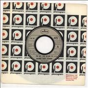 "Bachman Turner Overdrive You Ain't Seen Nothing Yet - Wide UK 7"" vinyl"