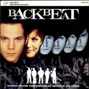 Backbeat Backbeat OST UK vinyl LP