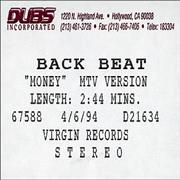 Backbeat Money USA video Promo